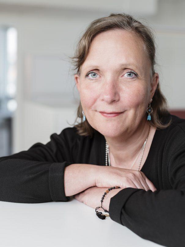 Foto på Marita Lind Svensson administrativt ansvarig på Front Advokater