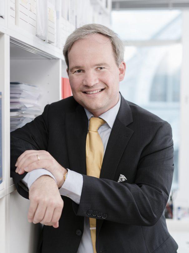 Foto på Robert Moldén advokat på Front Advokater