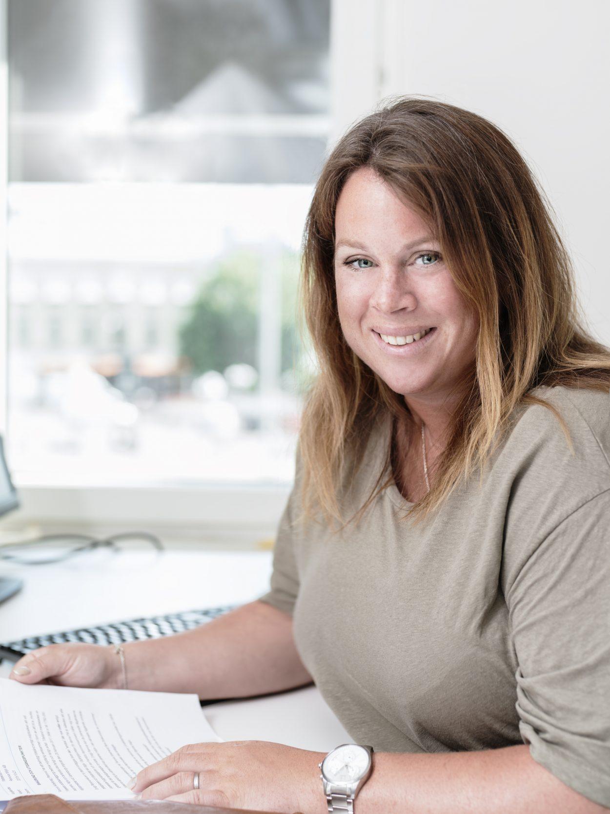 Sara Fogelberg Front Advokater
