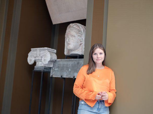 Foto på Louise Meijer Justitapriset intervju Front Advokater vinnare av Justitiapriset 2018