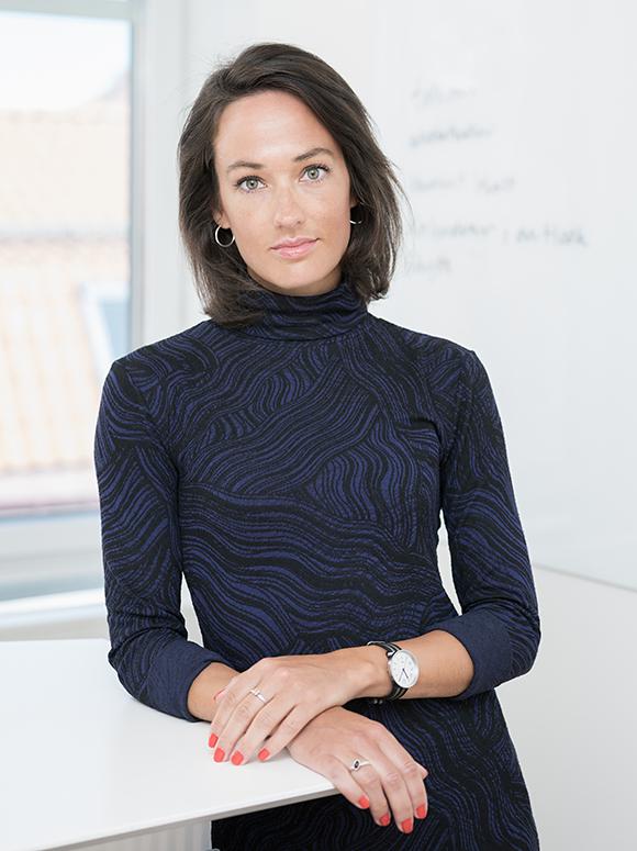 Foto på Cornelia Joängen Jurist på Front Advokater