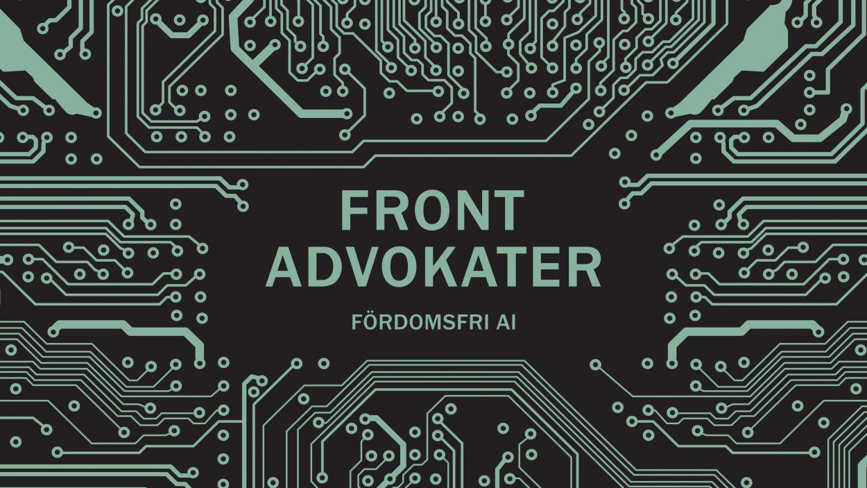 Front Tech – Fördomsfri AI