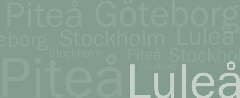 Front-dagen i Luleå