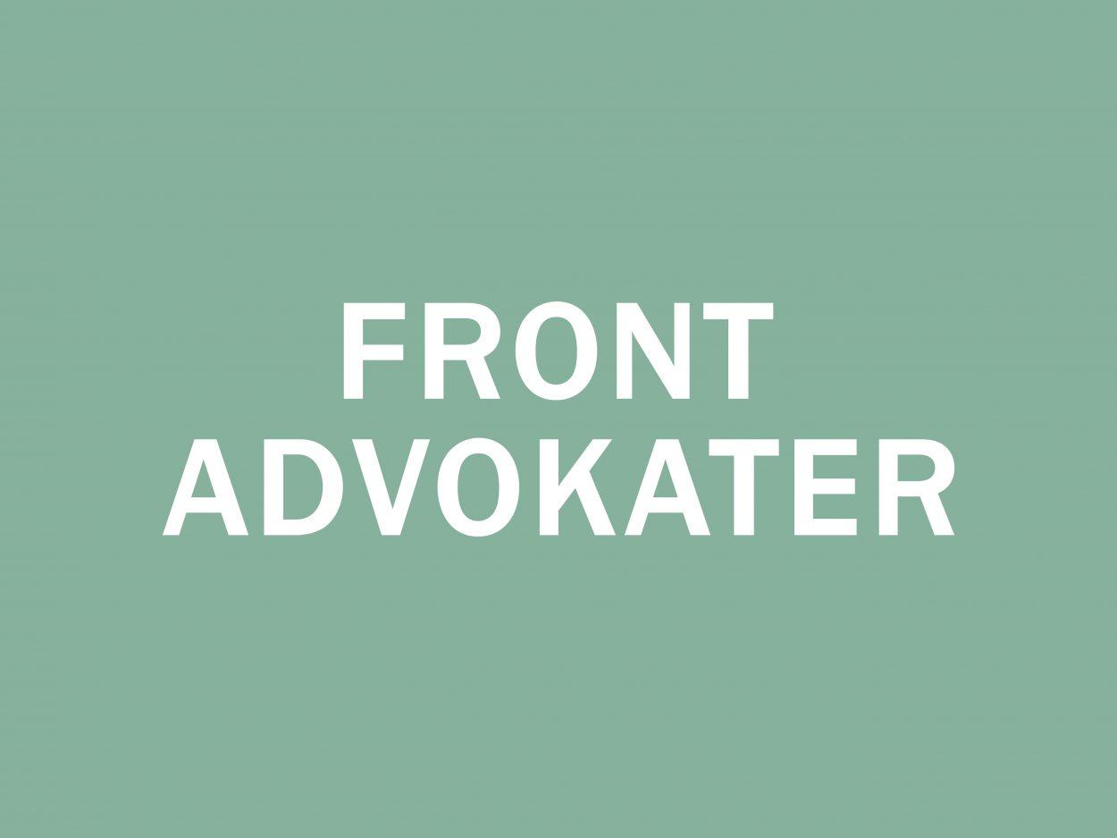 Roland Adrell väljer att avgå som vd för Front Advokater
