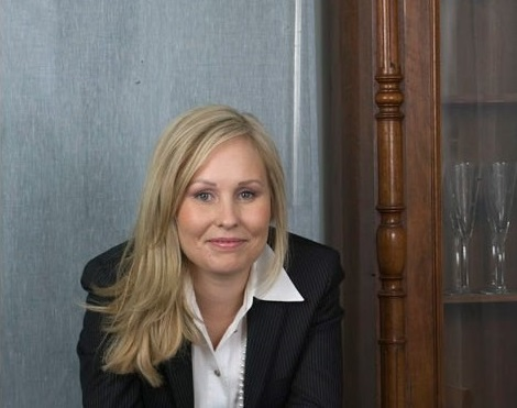 Lisa Länta, ny styrelseledamot i Advokatsamfundet